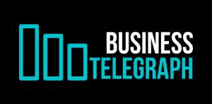 Rezzil Business Telegraph Logo