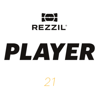 Rezzil Player Master Stacked Logo BY